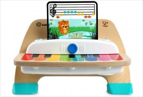 Piano Magic touch Hape et Baby Einstein