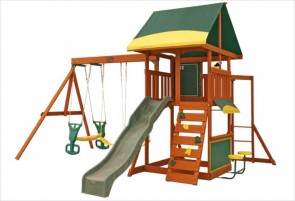 Structure de jeux Brookridge KidKraft