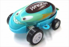 Véhicule wroow miniracer rapide lumineux